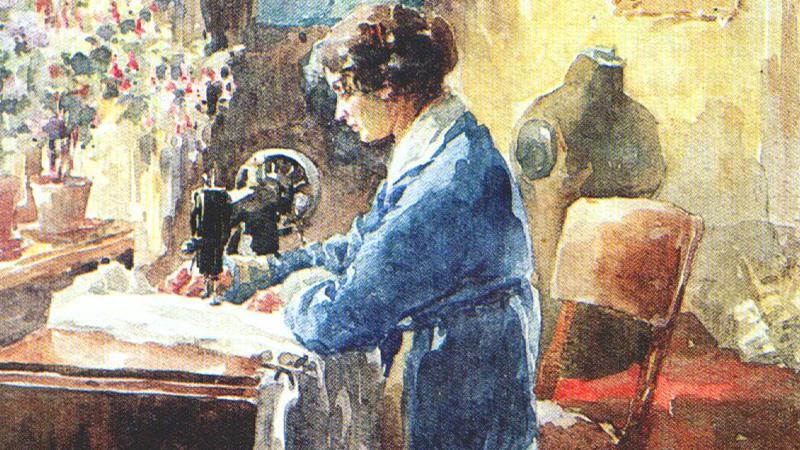 macchine per cucire professionale o amatoriale